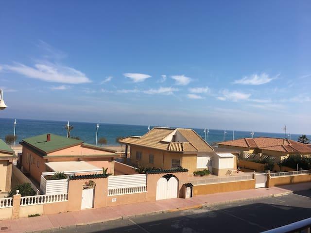 Great sea view, three bedrooms - Guardamar del Segura - Apartment