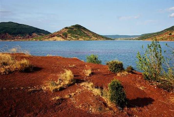 Gîte calme à 5mn du lac du Salagou - Le Puech - Apartamento