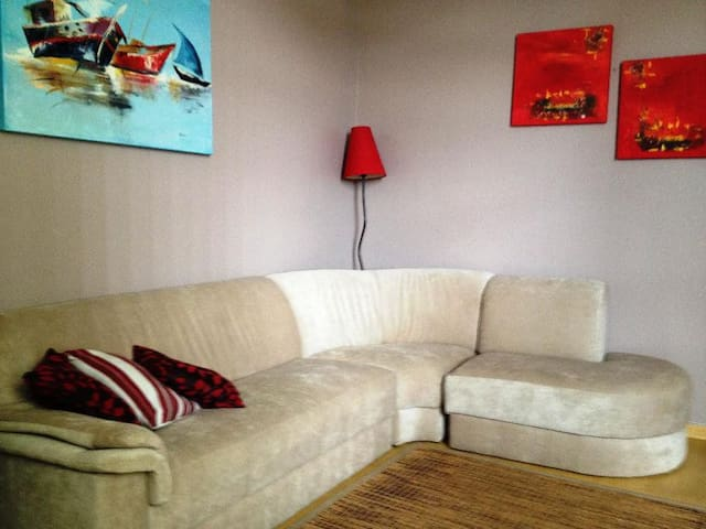 Apartment all included, car parking, TV and Wifi - Jundiaí