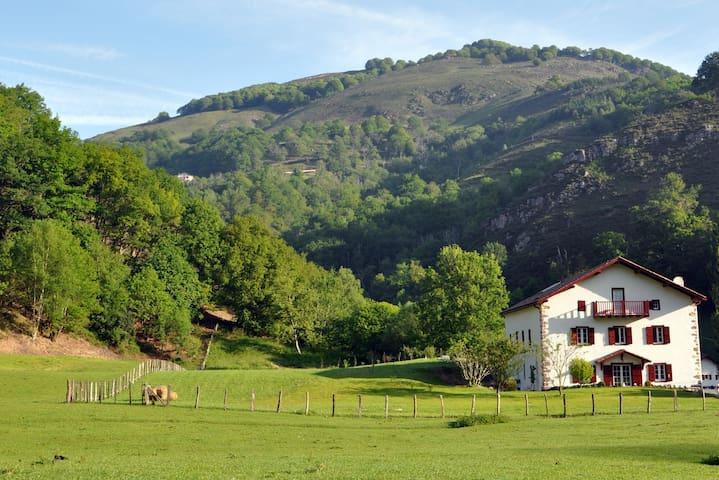 Design B&B/ Basque Country/ room 2p - Aldudes