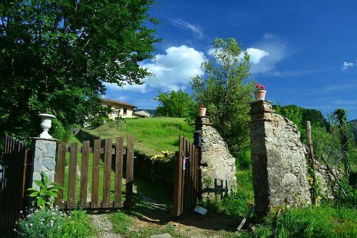 Boccabugia - Vergemoli - Appartement