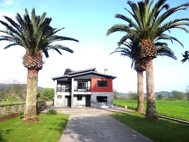 La Casa de la Ría I en Ribadesella - Ribadesella - Ev