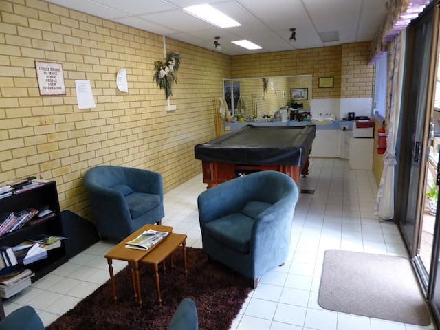 Quality Budget Accommodation - Lismore (Goonellabah) - Pension