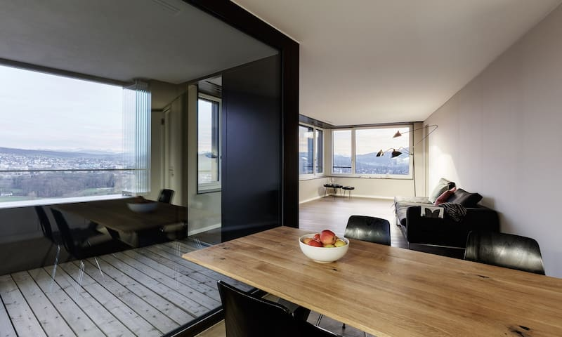 Apartment at Limmat Tower (3.5 rooms) - Dietikon - Appartement