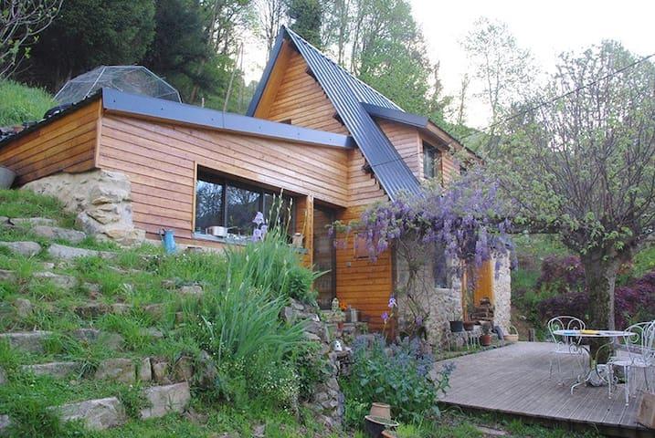 The balcony of Cagire, Pyrenees - Aspet - Ev