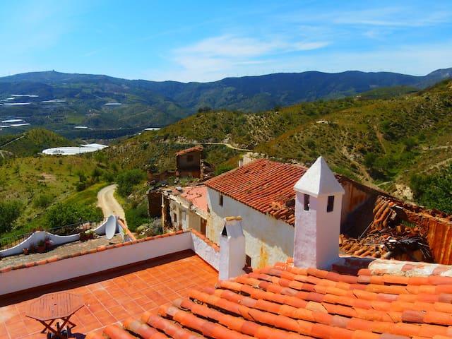 CASA CRESTA, mountain get away in southern Spain. - Rubite - Ev