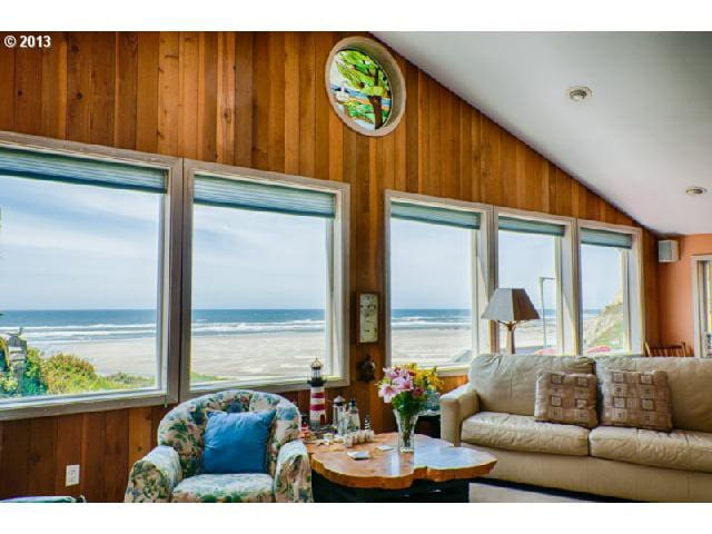 The View at Agate Beach-Scenic Beachfront Privacy - Bandon - Bed & Breakfast
