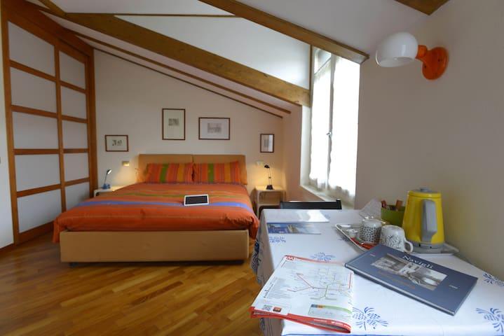 BaBuHaus B&B - East Garden room - Bussero - Bed & Breakfast