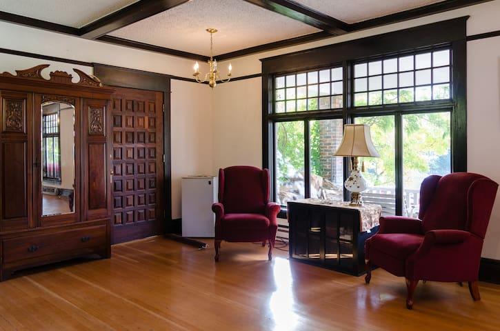 Historic Inn private room 2 - Port Townsend - Casa