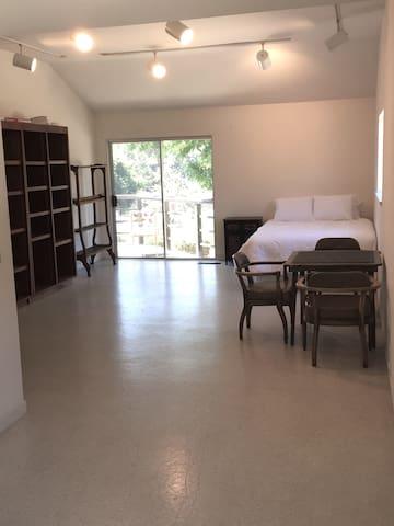 Studio near Stanford with beautiful views - Los Altos Hills - Haus