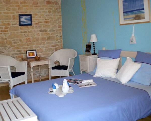 LA CHAMADE chambres et table d'hôtes - Boussenois - Pousada