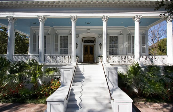 Certified Haunted Room in Historic Mansion L.G.D. - Nueva Orleans - Bed & Breakfast