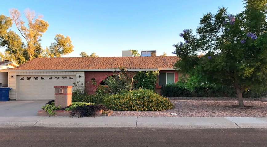Charming, clean and quiet apt - Chandler - Haus