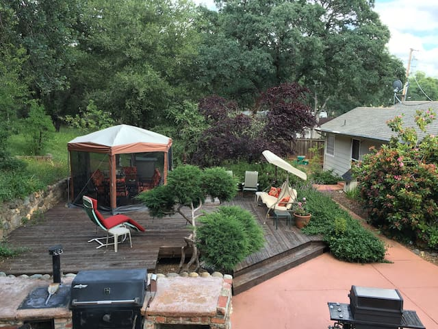 Perfect Home for Exploring the Area - Placerville - Maison