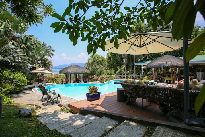 AWILIHAN PRIVATE PARADISE RESORT - Tanauan City - Dom