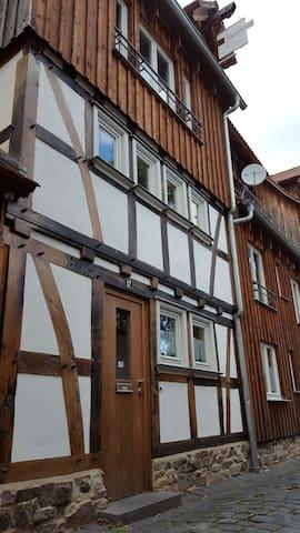 Living like 1750 - Butzbach - Hus