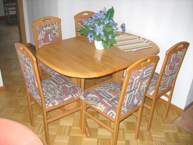 Elegant Apartment Tannenpark 4216.9 - Tanne - Daire