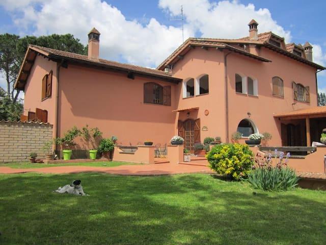 Il Casale dell'Ara delle Rose - Rome - Appartement