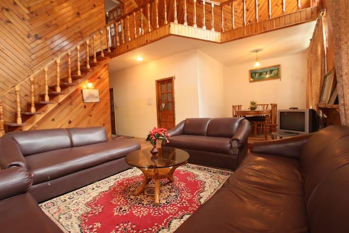 Beautiful Cottages with amazing surroundings. - Nasogi - Apartamento