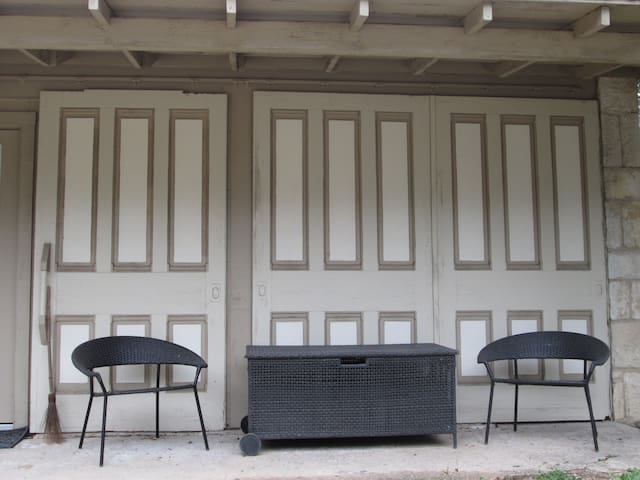 Carriage House on Ranch Homestead in Hill Country - Helotes - Casa de huéspedes