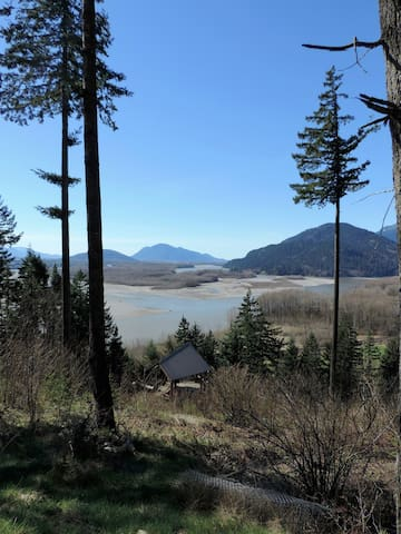 New Gardensuite near Harrison Hotsprings, Hemlock - Agassiz - Kondominium