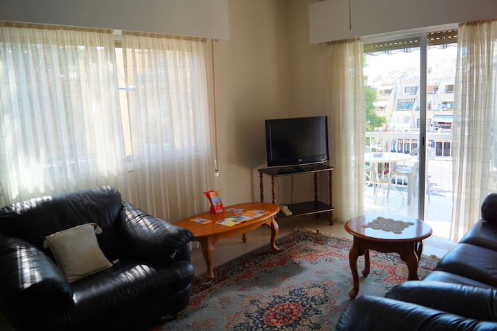 Apartment in the heart of Limassol's tourist area - Agios Tychon - Appartement
