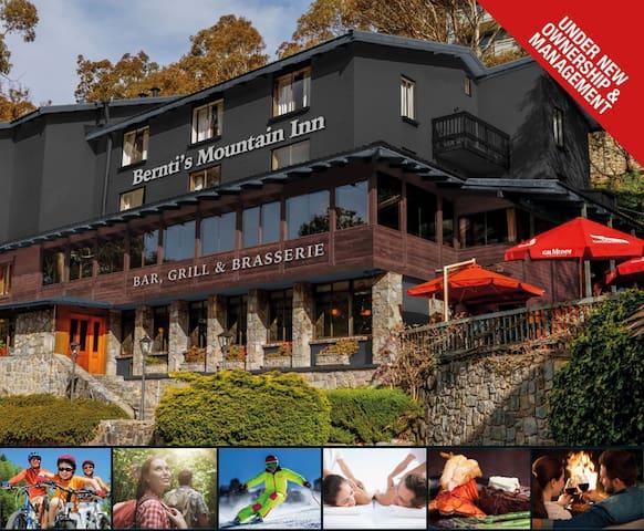 Berntis Mountain Inn - Kosciuszko National Park