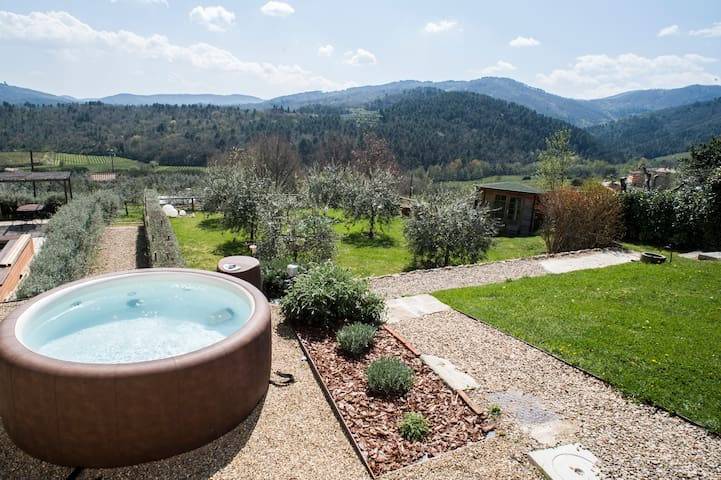 Design Apart in the heart of Tuscany - Montevarchi - Appartement