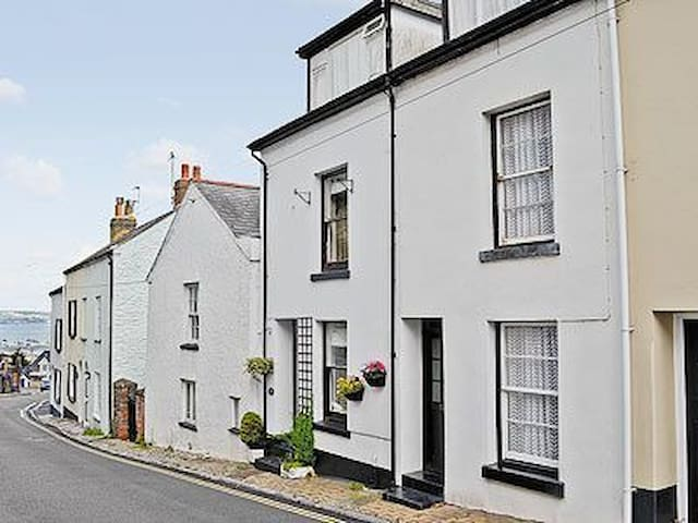 Lovely Cottage by the sea in Devon - Brixham - Huis