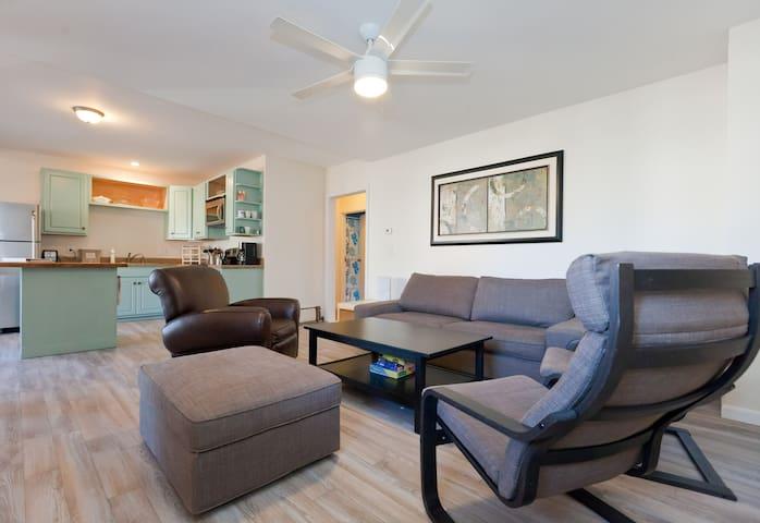 3 bedroom near Wesleyan, downtown - Middletown - Apartament