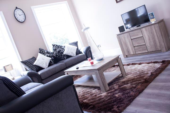 Lux Aparts Wakefield Central - Wakefield - Apartamento