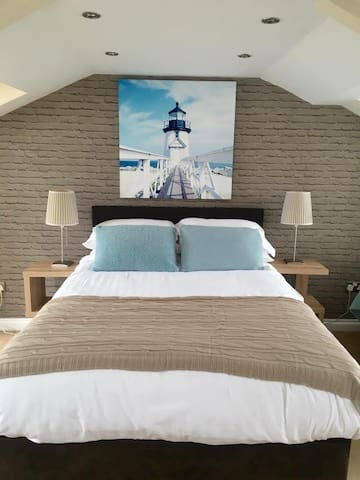 Sea front executive apartment - Sunderland - Apartamento