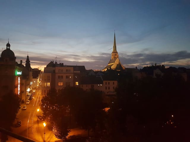 Apartment exactly in the Heart of the City. - Plzeň - Apartament
