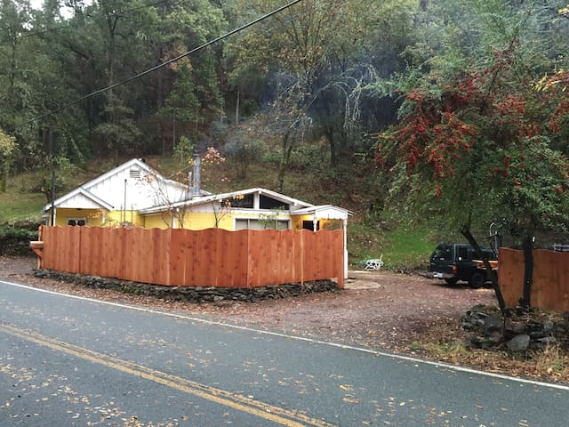 Creekside Cottage - Jackson - Ház