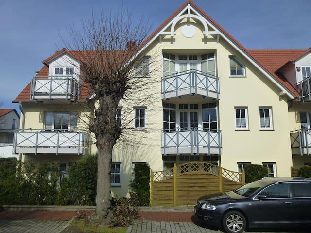 Ferienwohnung Ostseetraum mit Sonnenterrasse - Graal-Müritz