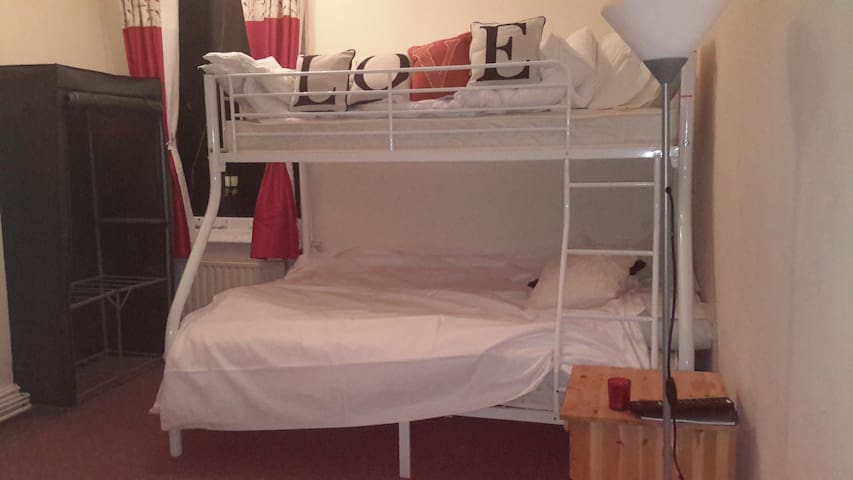Stylish Double Room Near Derby Town Centre - Derby - Haus