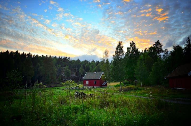 Secluded house close 2 ocean + Oslo - Son - Huis