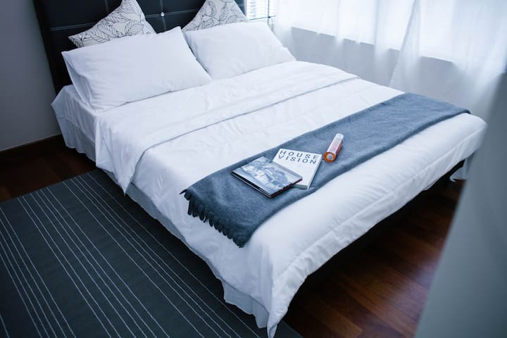 White Room - Kuala Lumpur - Loft-asunto