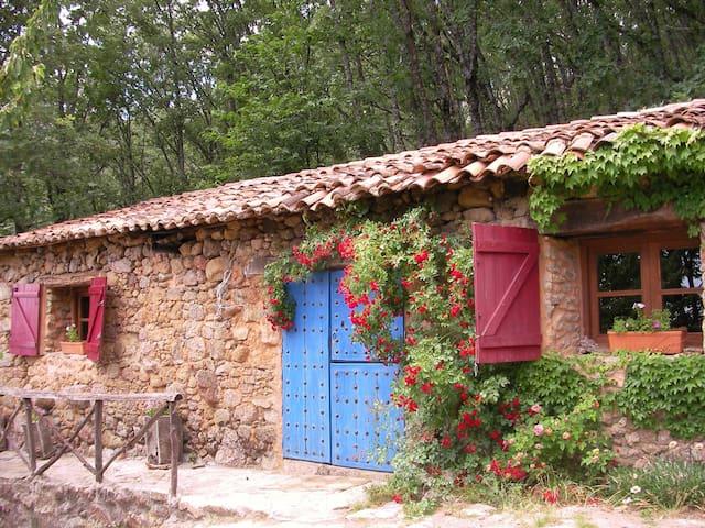 Mountain cottage - Garganta la Olla - Huis
