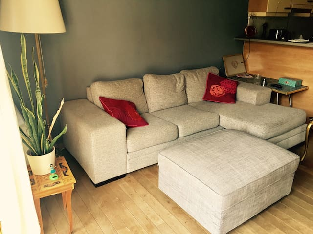 Nice apartment centre of Antwerp - Anvers - Daire