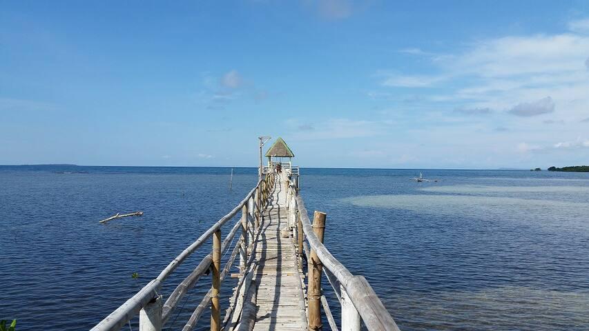 Casa Alegria-Bohol   A beautiful 5B- HOLIDAY HOME - Loay - Huis