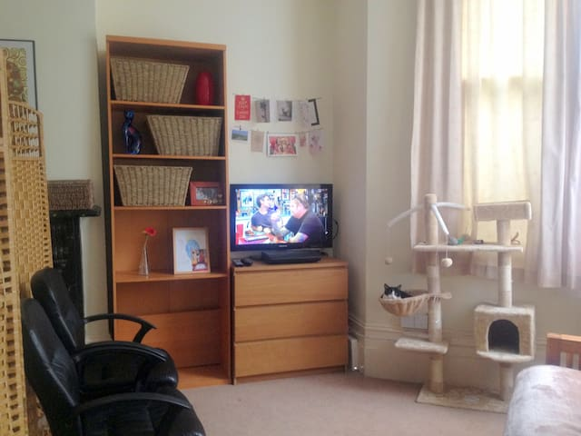 Cosy double bed -Islington - Sorry but just Girls! - London