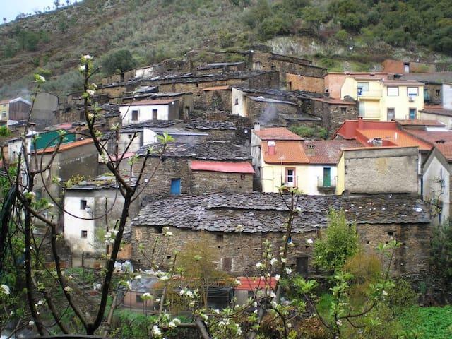 Acogedora casa en Las Hurdes - El Gasco