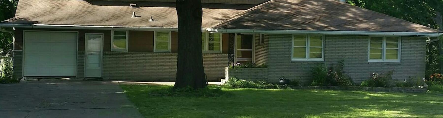 3 bedrooms on private level - Kansas City - Hus
