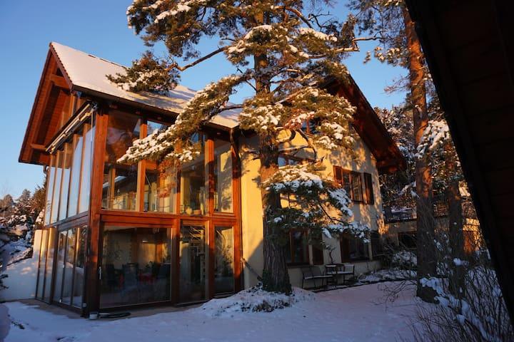 2 Zimmer in Privathaus am Waldrand - Sulz am Neckar - Huis