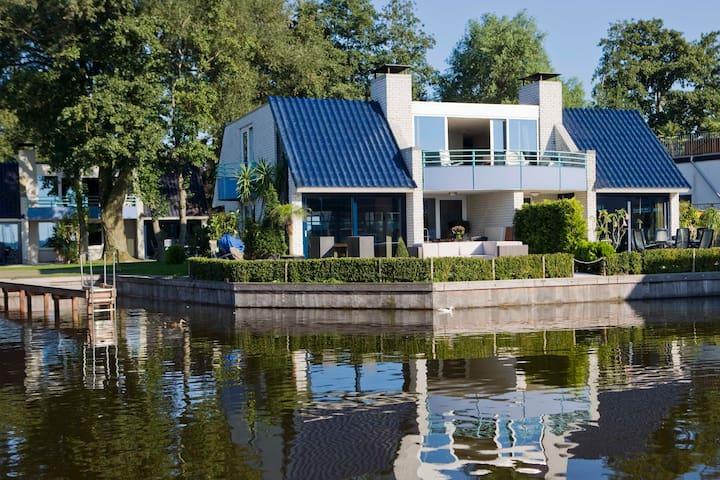 Amsterdam/Loosdrecht Penthouse - Loosdrecht - 公寓