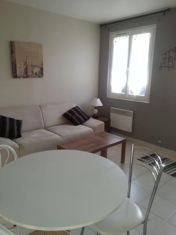 appartement au calme dans joli village du vexin - Monneville