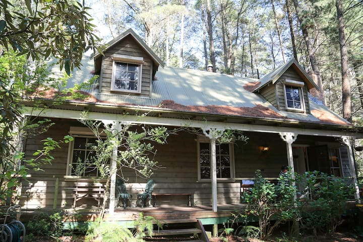 Holly Lodge - Medlow Bath - Blue Mountains - Medlow Bath - Huis