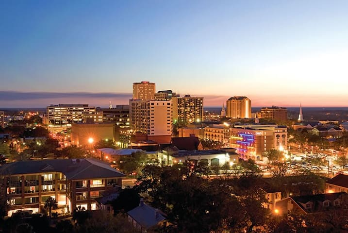True Downtown Flat - Tallahassee - Apartment