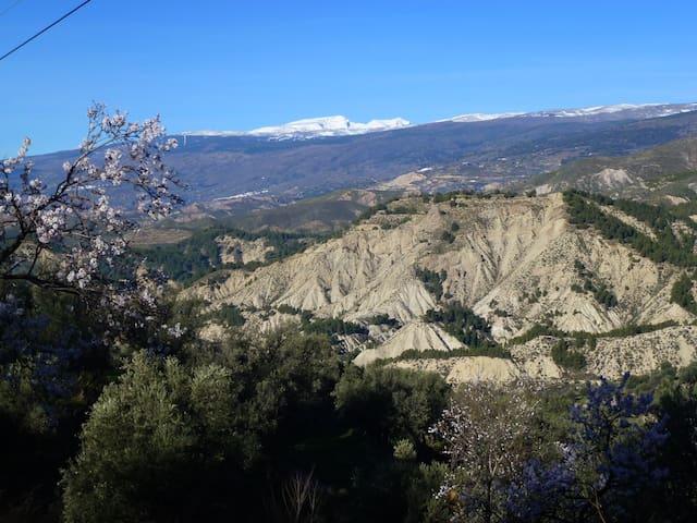 Calm and incredible view - Laujar de Andarax - Ev
